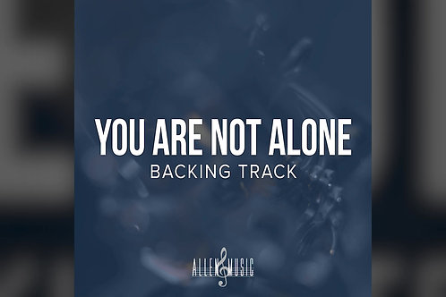 Michael Jackson - You Are Not Alone - Backing Track