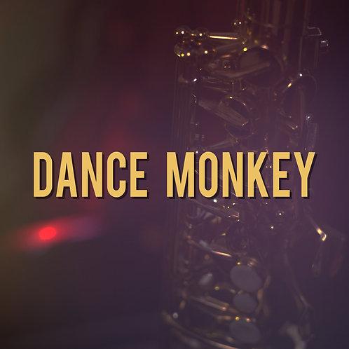 Dance Monkey - Tones and I - Backing Track