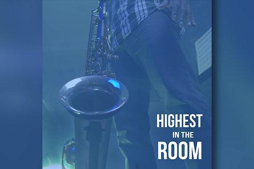 Travis Scott - HIGHEST IN THE ROOM - Backing Track