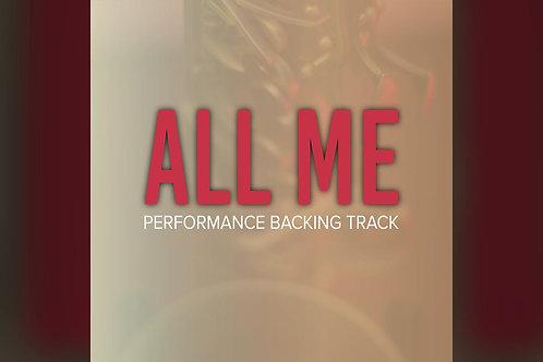 Keisha Cole ft. Kehlani - All Me - Backing Track