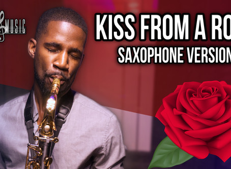 Kiss from a Rose - Saxophone Cover (Seal)