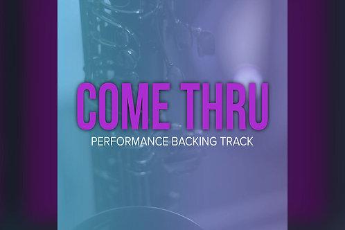 Summer Walker ft. Usher - Come Thru - Backing Track