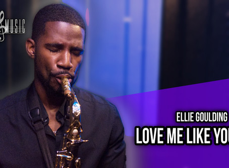 Love Me Like You Do - Saxophone Cover (Ellie Goulding)