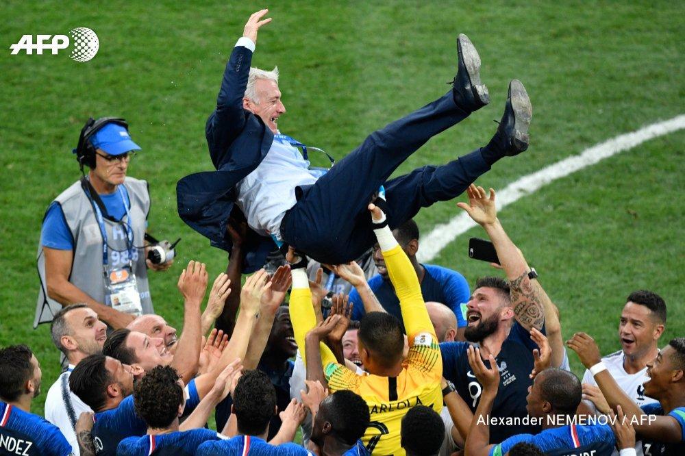 Un entraîneur