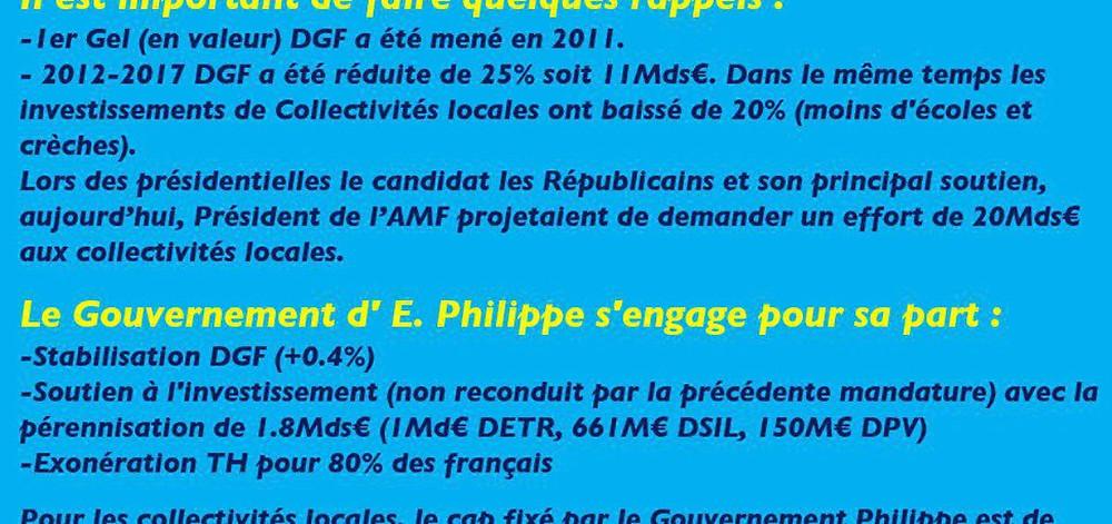 Congrès de l'association des maires de France 2017