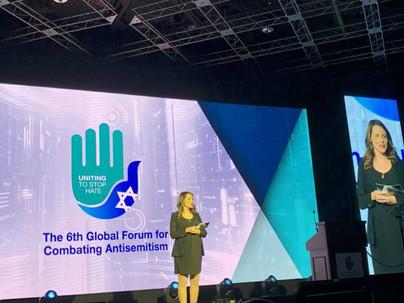 6ème forum international de lutte contre l'antisémitisme