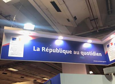 Salon des maires et des collectivités territoriales 2018