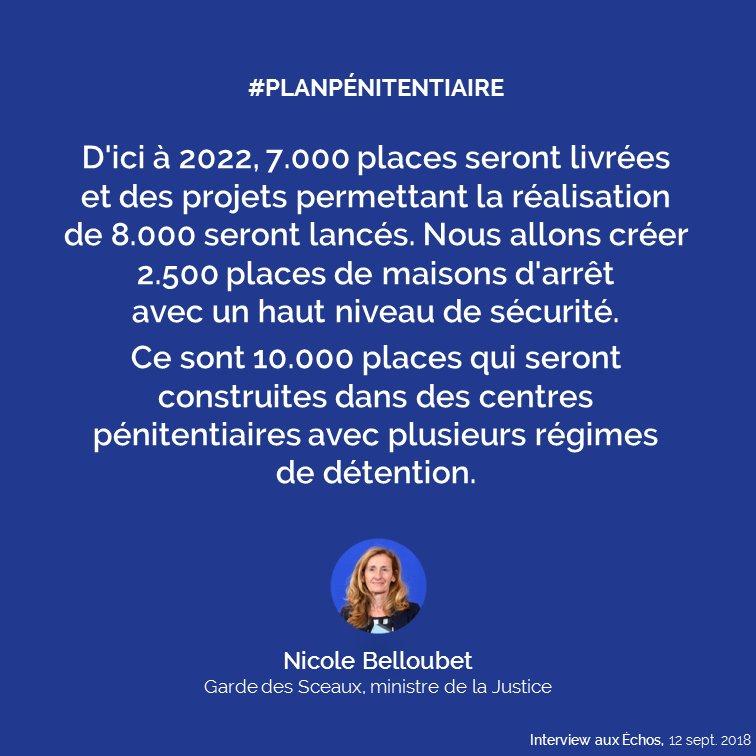 Plan prison
