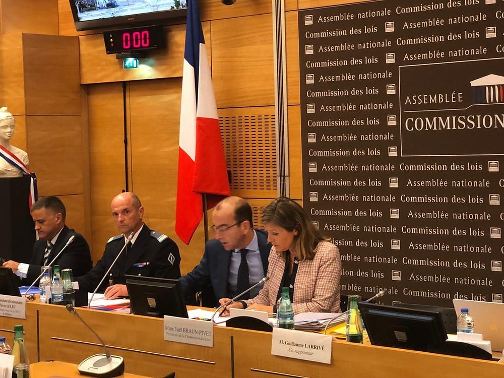 Commission d'enquête - Pierre LELEU