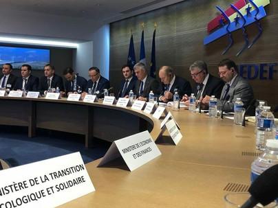 Table ronde du Medef international