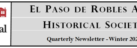 Disasters & Challenging Times in Paso Robles' History