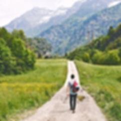 Mijn levensreis, mijn pad die ik moet bewandelen