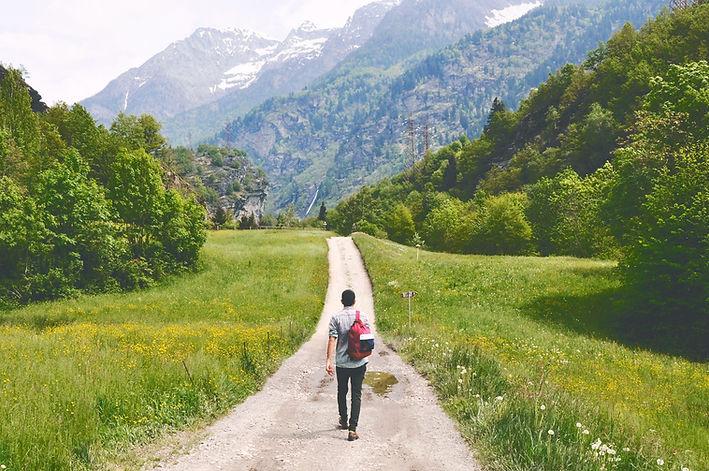 Wandering reizigers
