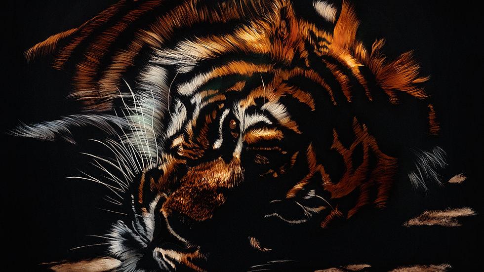 Sumatran Fire III Giclée Print