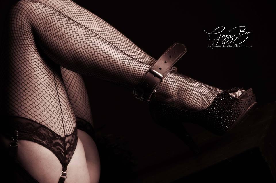 Leather, Heels & Fishnets