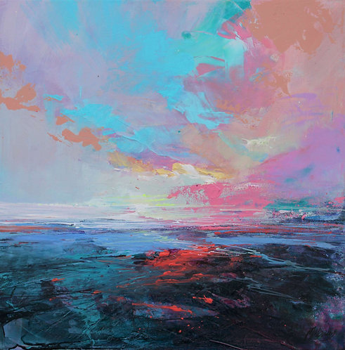 Turbulent Seas 1