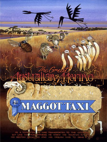 Maggot Taxi