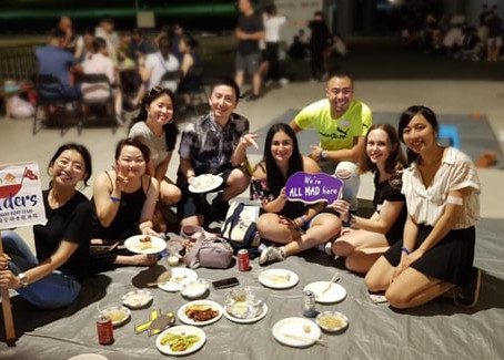 Mid-Autumn Festival BBQ Welcome Party