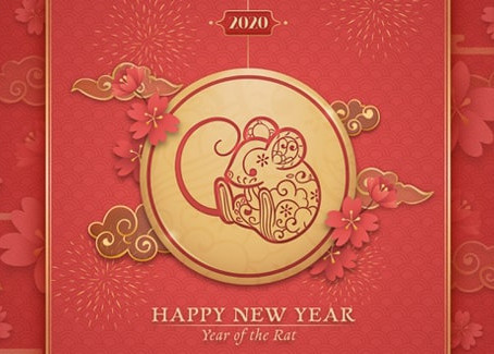 Happy Chinese New Year 2020!