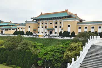 The National Palace Museum Visit