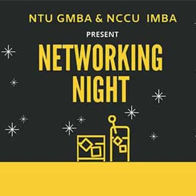 NCCU x NTU Networking Night