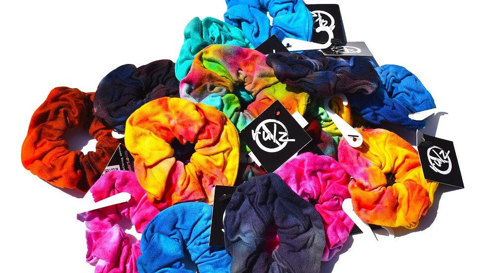 Cotton Scrunchies (3-Pack)