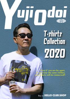 Yuji Odoi T-shirts Collection 2020