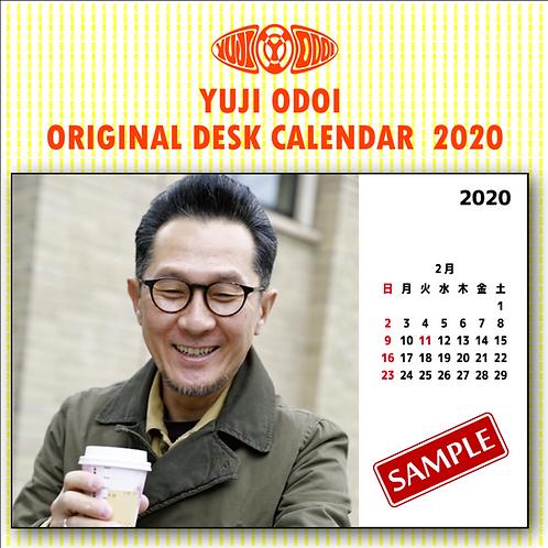 2020年オリジナル卓上カレンダー