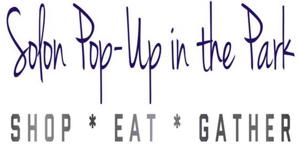 Solon Pop-Up in the Park