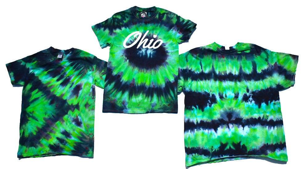 Green & Black T-Shirt