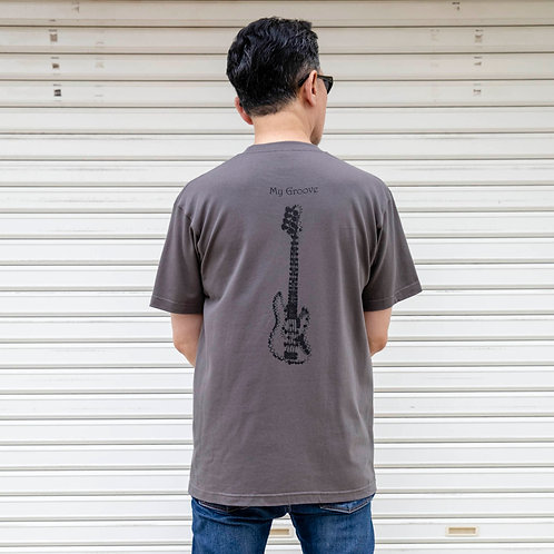 My Groove Tシャツ(チャコール)