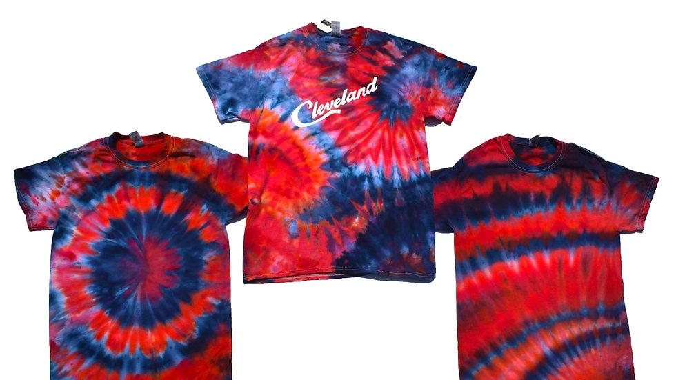 Red & Blue T-Shirt