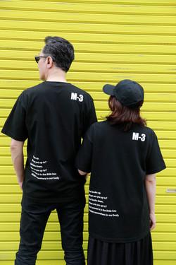 M-3 Tシャツ