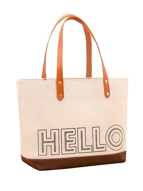 【数量限定】HELLO CLUB キャンバストートバッグ