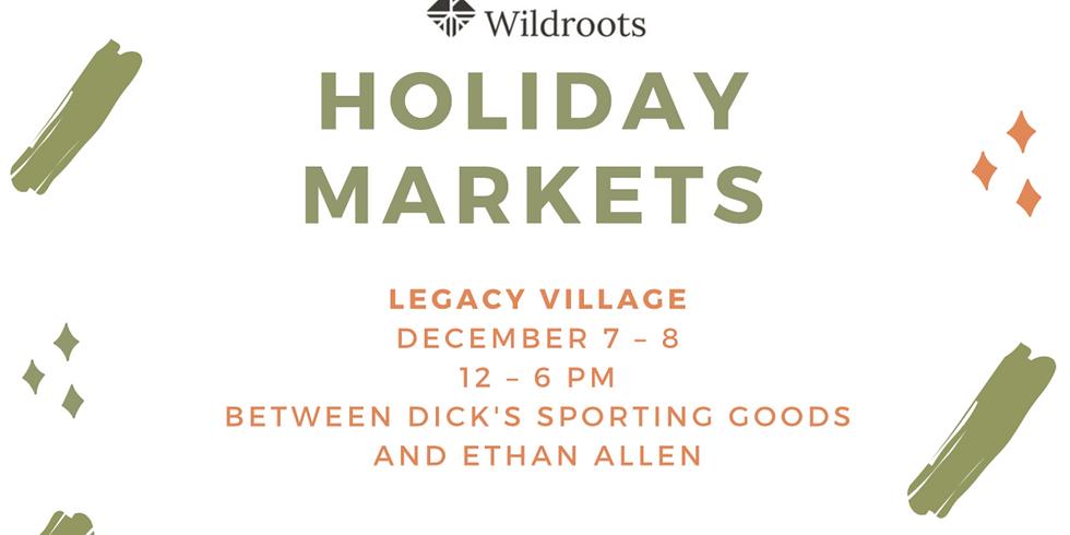 Wildroots Holiday Market