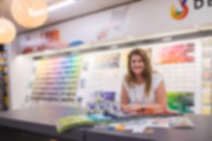 Paint Place Design Bar