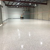 Inspirations Paint CQ Epoxy Flooring project gallery