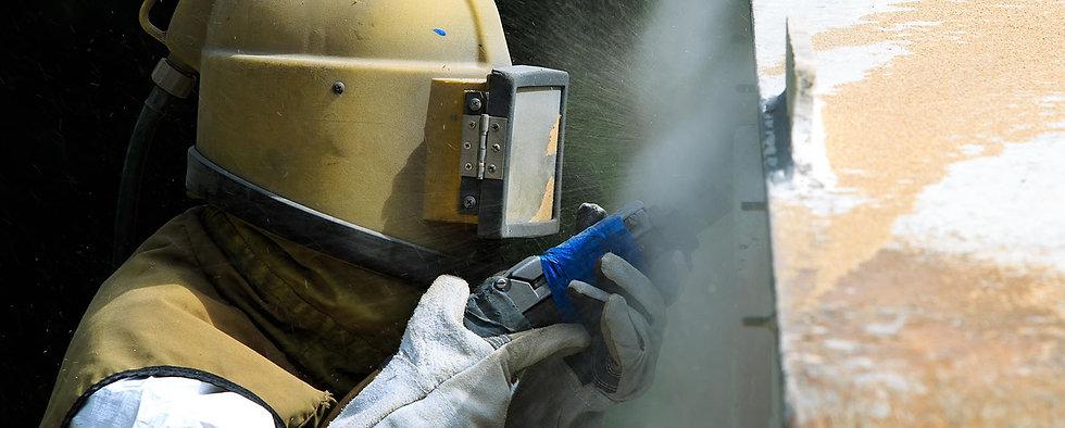 Inspirations Paint CQ Abrasive Blasting
