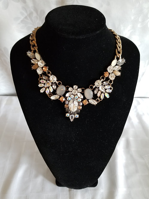 Rhinestone Necklace (Lot 26)