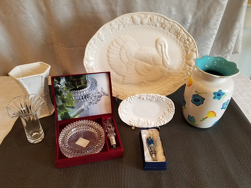 Decor Items   (Lot 91)
