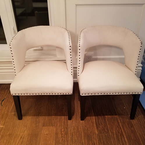 Pair of Chairs Lot 56