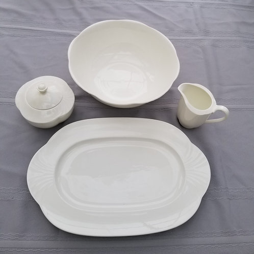 Lot 14 Villeroy & Boch Serving Pieces