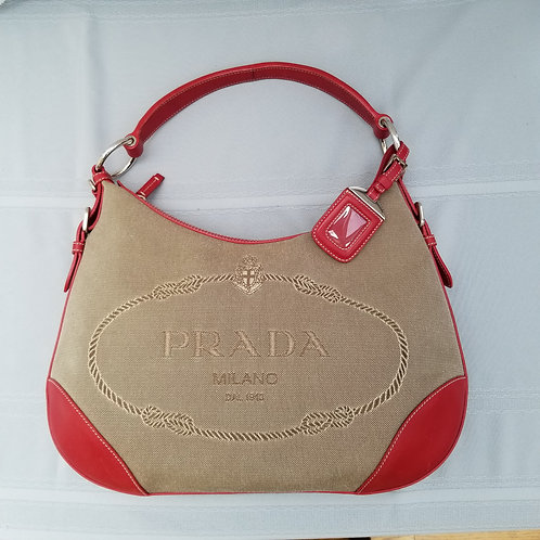 Lot 19 Authentic Prada Handbag