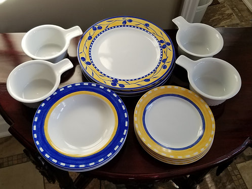 Lot 93 Dishes