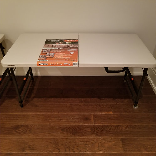 Pair of Adjustable Tables Lot 88