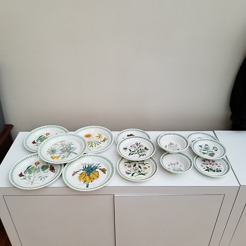 Lot 90 Portmeirion Dishes