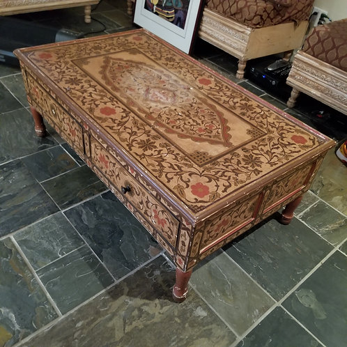 Lot 61 - Moroccan table