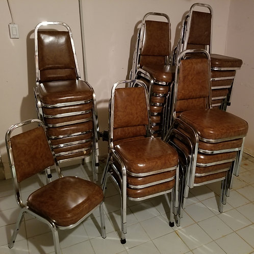 35 Restaurant Chairs ($100. for all)
