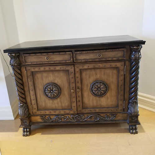Lot 7 - Cabinet with Stone Top