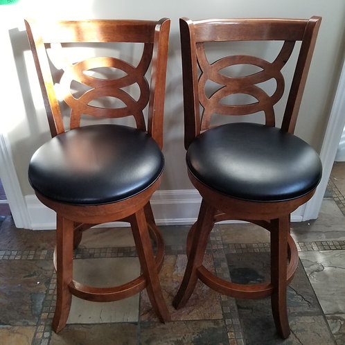 Lot 95 Pair of Stools